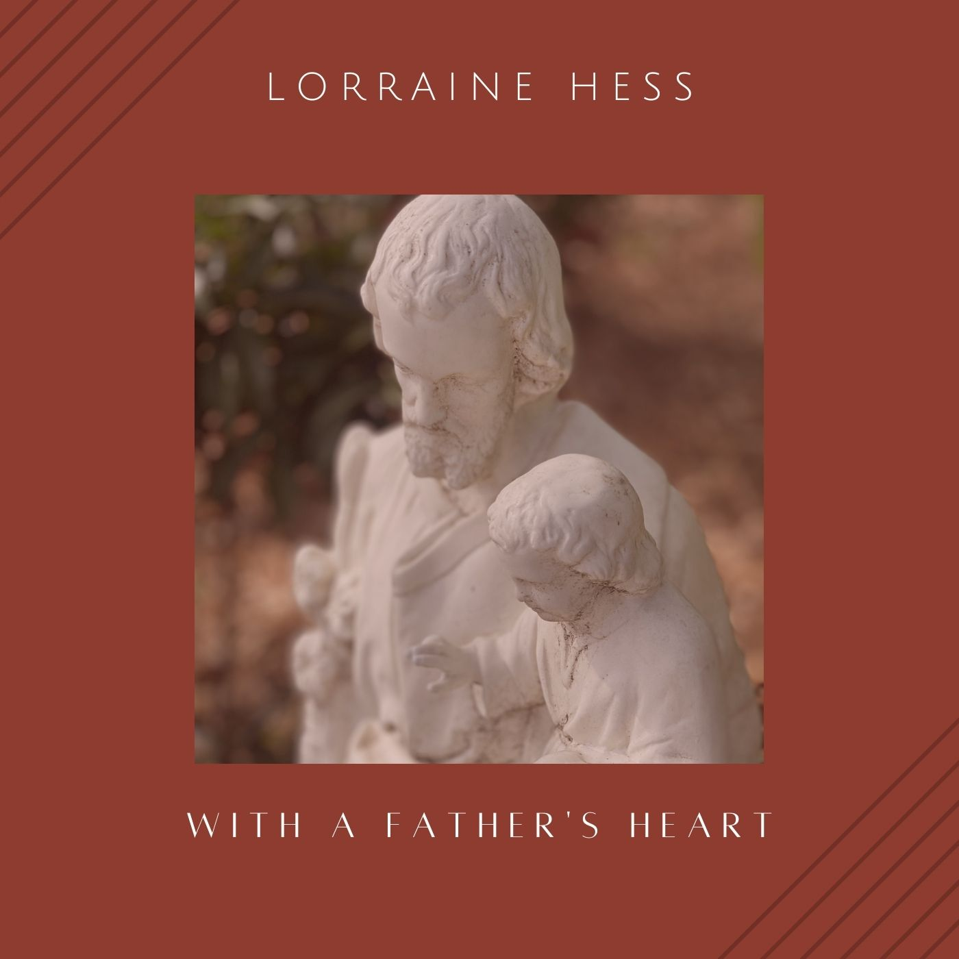 With a Father's Heart (Album Cover)